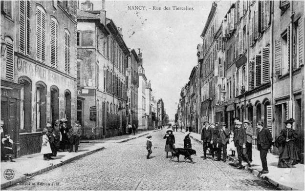 nancy-rue-tiercelins-autrefois