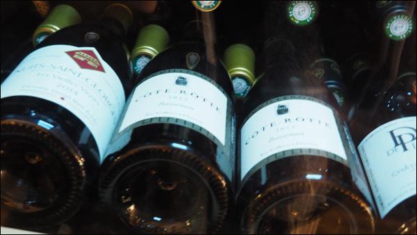 alexandre polmard nancy restaurant boucherie rue stanislas carte vin