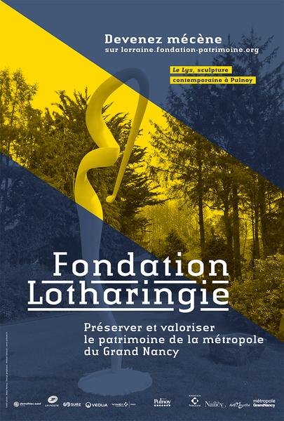 fondation lotharingie patrimoine nancy