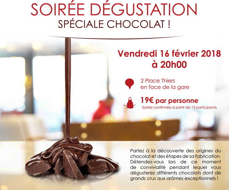 chocolateleir nancy apparthotel soiréee chocolat fevrier 2018 apparthotel