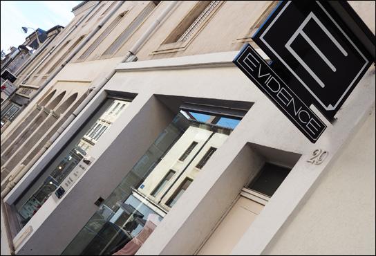 frédérique fréchin nancy boutique pret a porter evidence rue gambetta