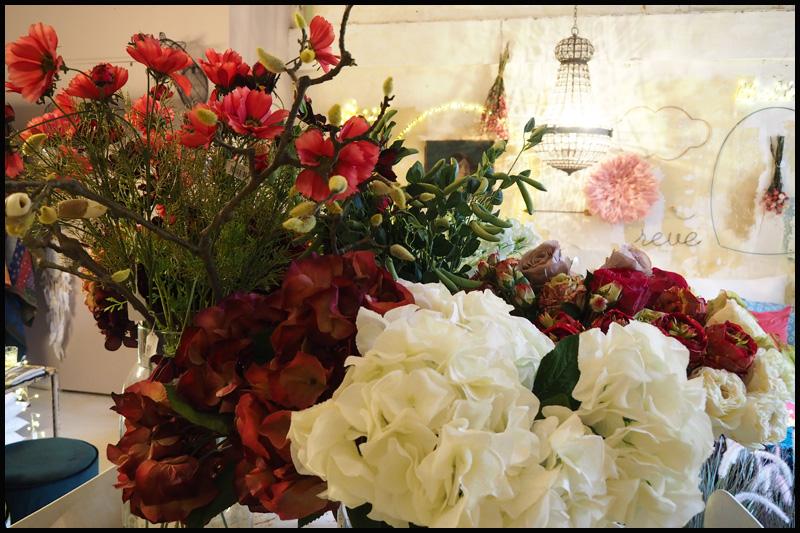 nancy boutique de décoration la villa 1901 15 rue saint dizier isabelle jung fleurs artificielles