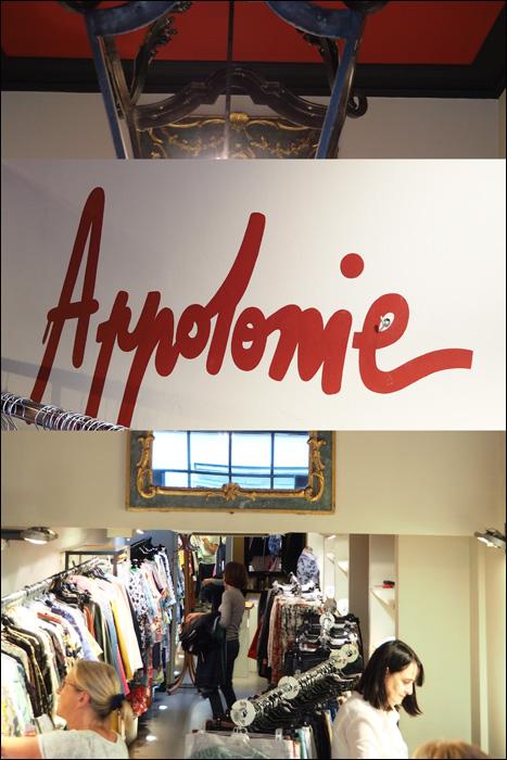 boutique appolonie nancy rue gambetta liquidation pret à porter