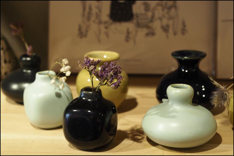 vase soliflore maison goguette nancy boutique de décoration rue Saint Nicolas Justine Debon