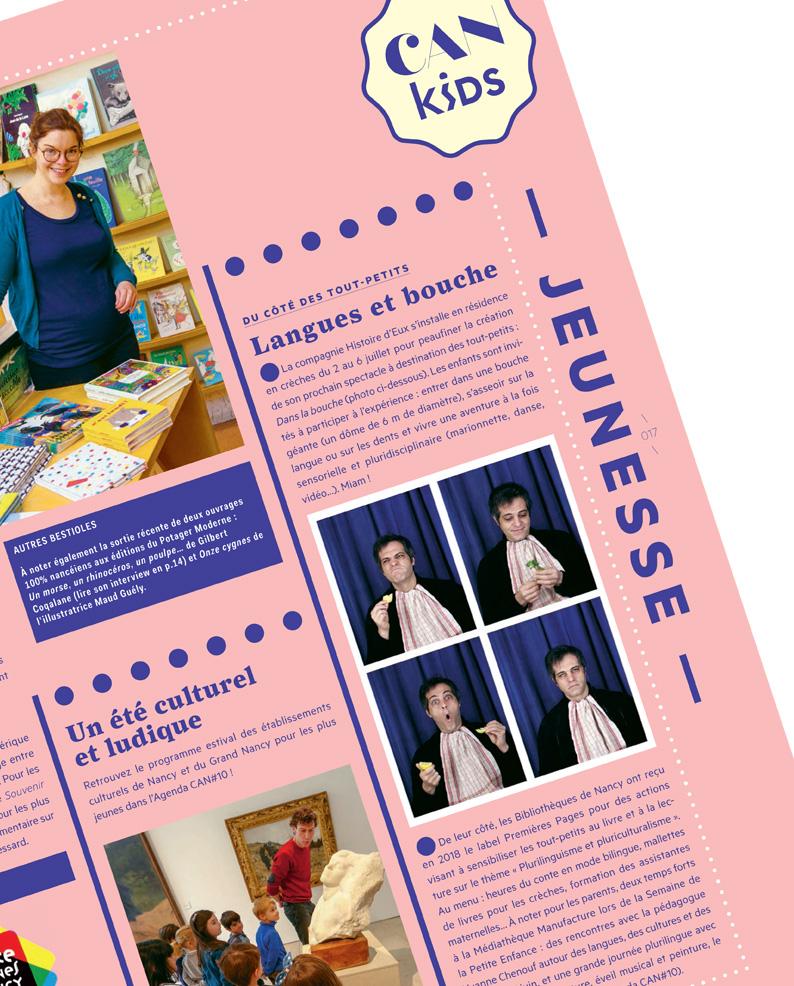 nancy magazine CAN 10 vie culturelle à nancy