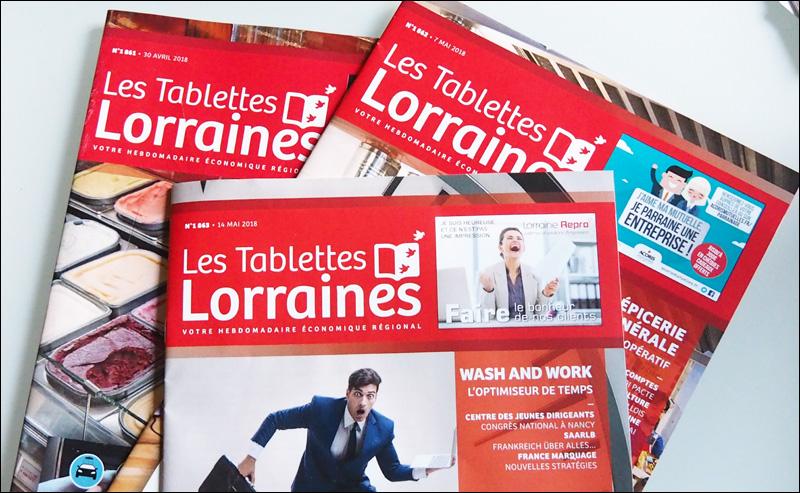 les tablettes lorraines nancy hebdomaires annonces legales