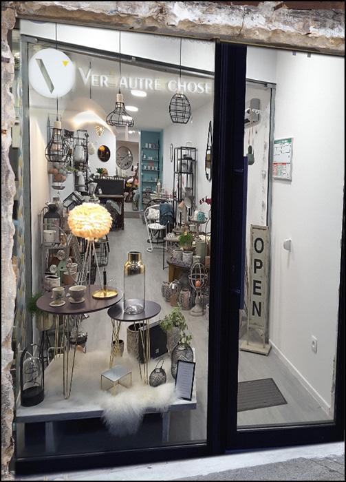 boutique décoration nancy rue du pont mouja Ver autre Chose Véronique Laumesfelt