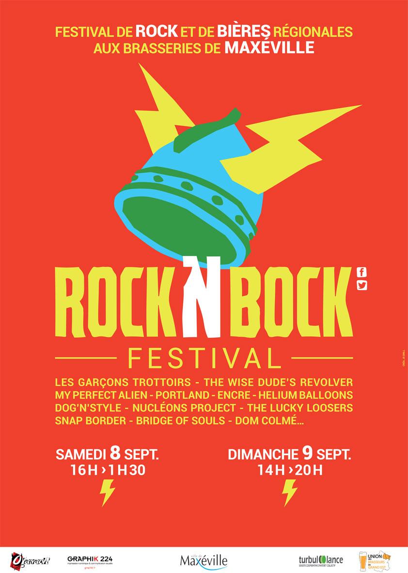 rock n bock festival maxeville 2018 fete de la biere