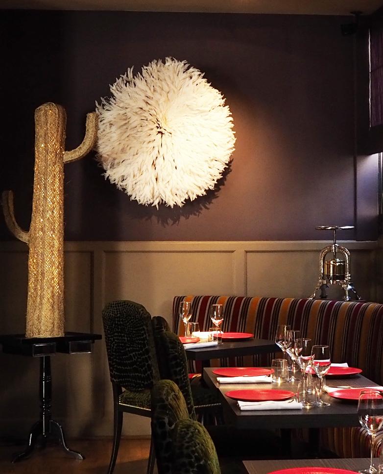 restaurant le capu nancy rue gambetta hervé et laurence Fourrière