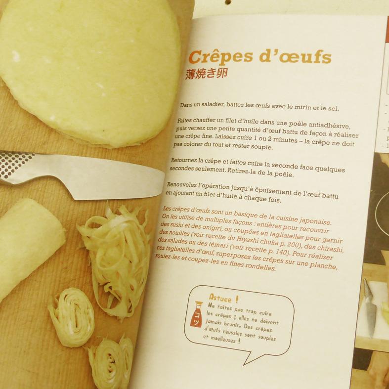 Grand Livre Cuisine Japonaise Mango Crepe D Oeufs Nancybuzz