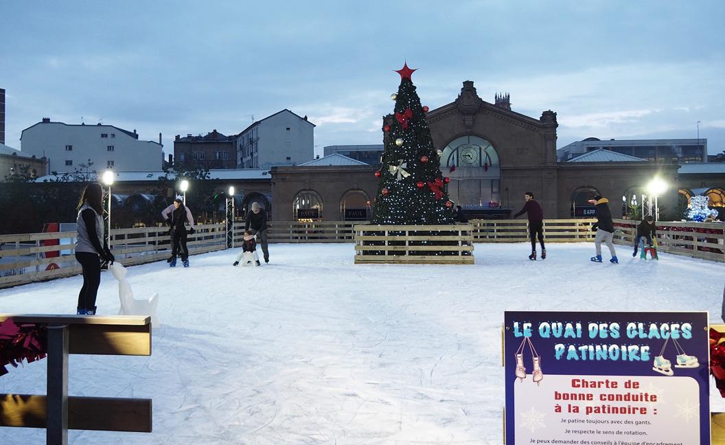 nancy noel 2018 patinoire gare quai des glaces