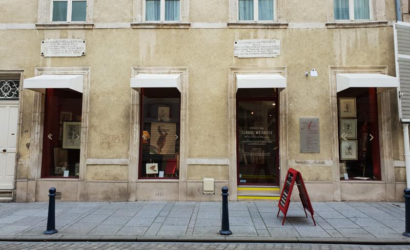 galerie atelier nancy laetitia lannez