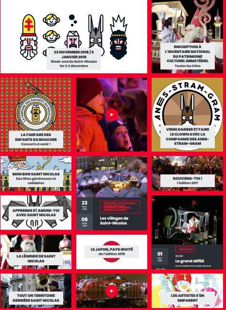 programme du 1er et 2 décembre nancy saint nicolas