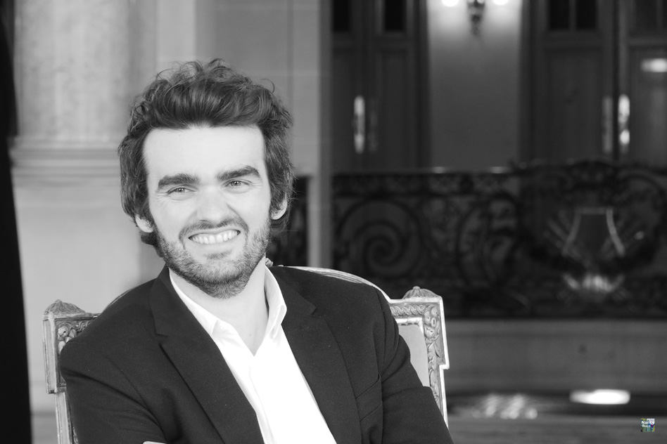 portrait de matthieu dussouillez directeur de l'opera national de lorraine à nancy
