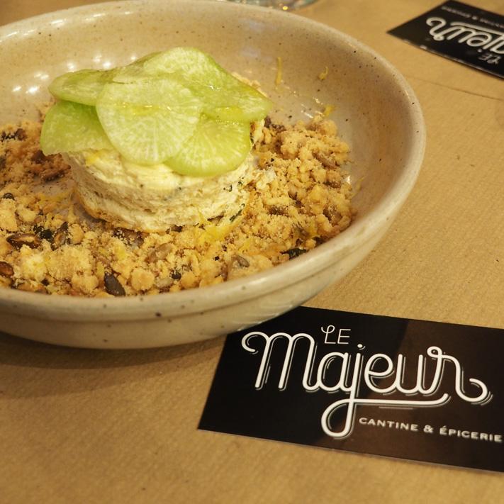 nancy restaurant le majeur rue du grand rabbin haguenauer laure michel et matthieu knobloch