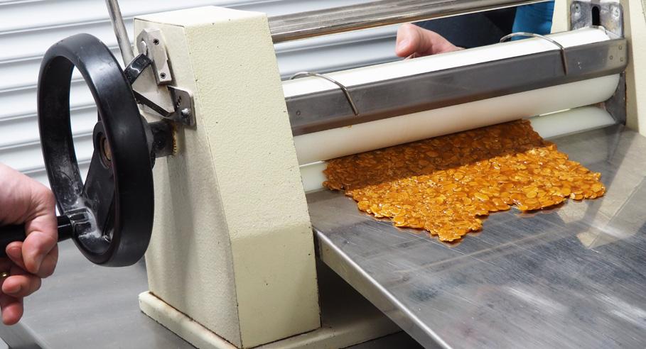 nancy soeurs macarons fabrication de la nougatine nicolas genot