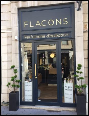 parfumerie flacons nancy rue saint dizier