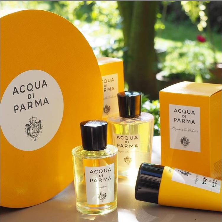 nancy parfumerie flacons colona acqua di parma