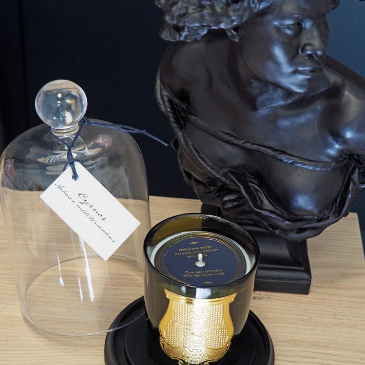 nancy parfumerie flacons rue saint dizier  sabé Masson bougie