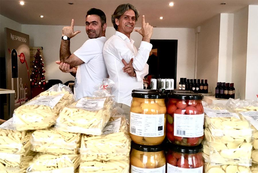 nancy-epicerie italienne chez culinarion