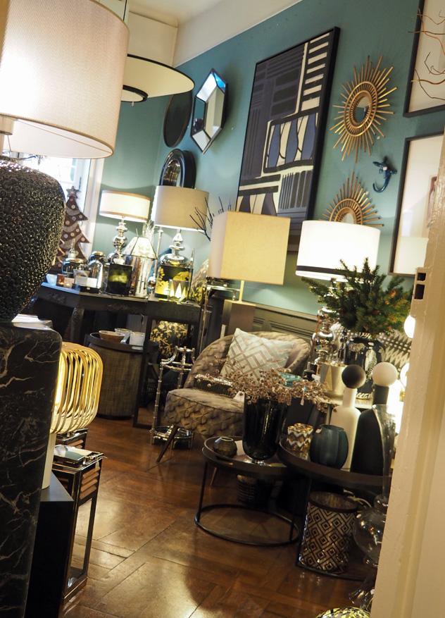 nancy une autre maison boutique de décoration rue callot, Valéry Michel