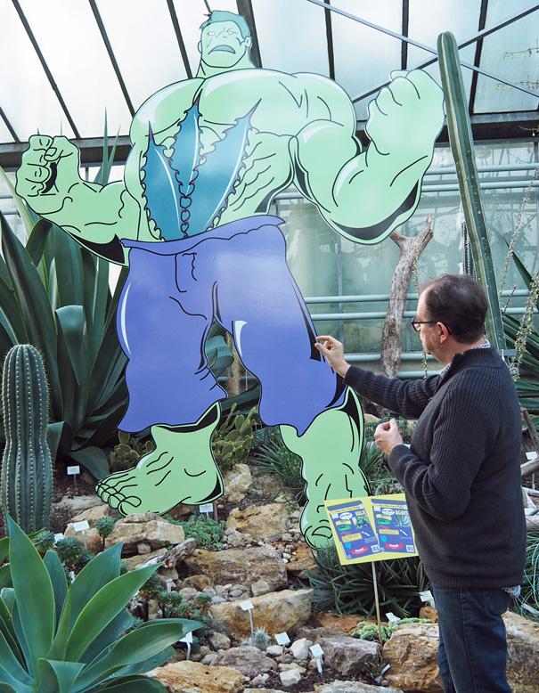 nancy expo super heros super plantes