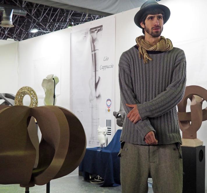 leo cappriccio sculpteur nancy