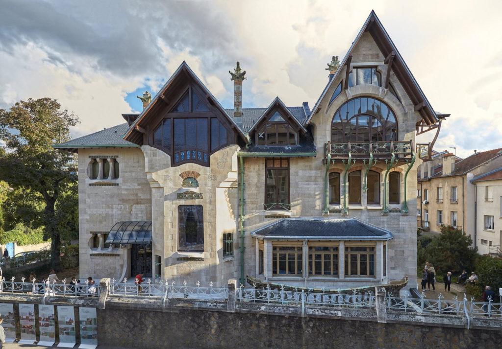 réouverture de la villa majorelle nancy 15 et 16 février 2020