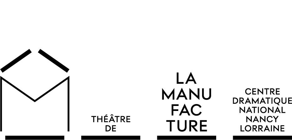 logo theatre de la manufacture nancye