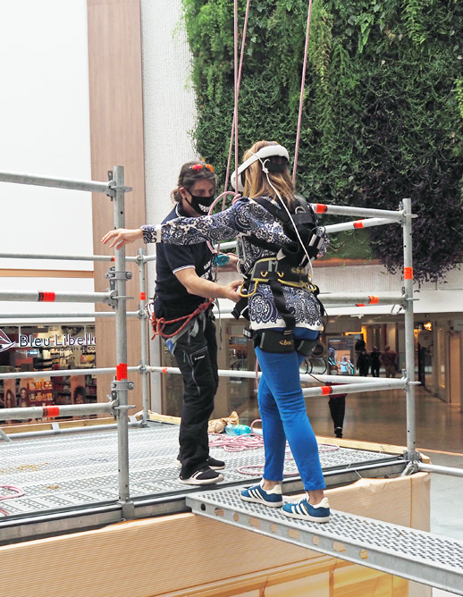 nancy centre commercial saint sebastien happy vertige casque realite virtuelle new york
